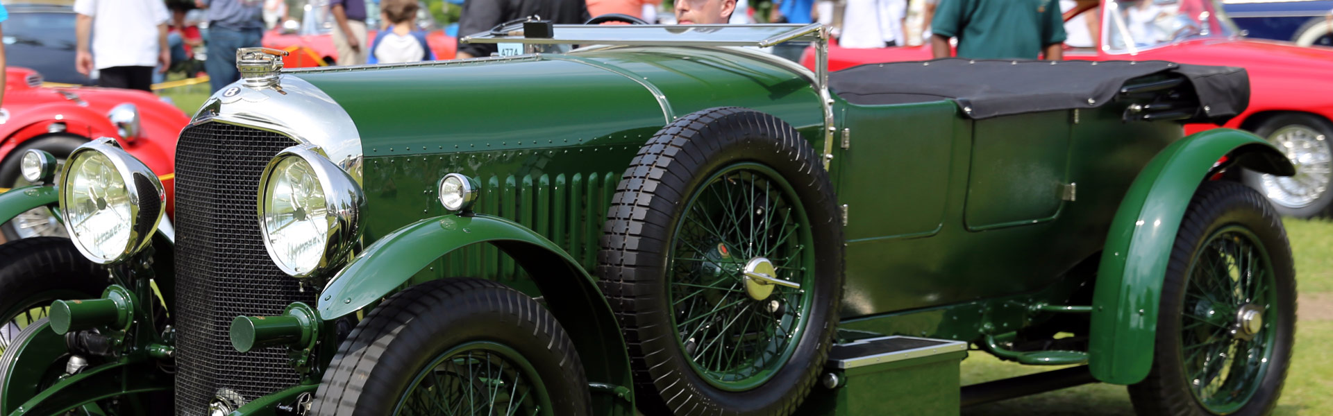 Bentley Le Mans finance